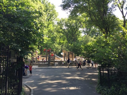 Diana Ross Playground Central Park