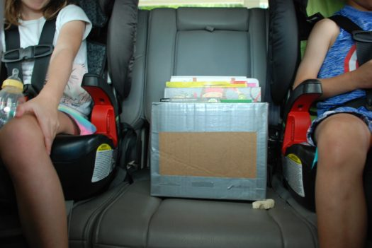 Family Road Trip Activity Tips