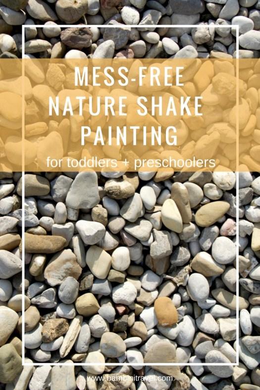 Nature Shake Paintings