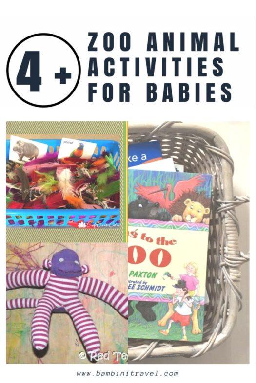 Zoo Animal Activities for Babies