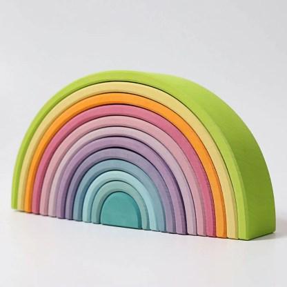 grimms pastel large rainbow