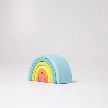 grimms pastel rainbow small