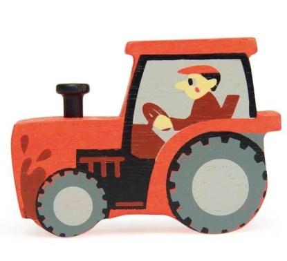 tender leaf toys tractor