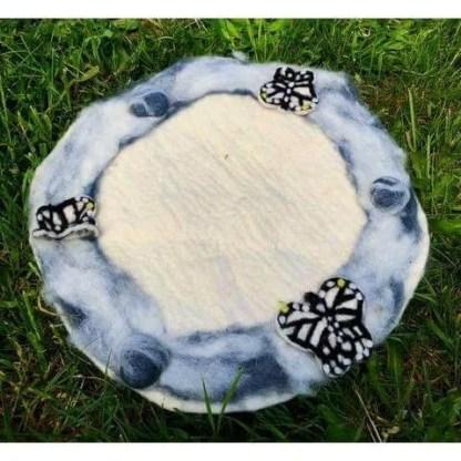 winter mat felt