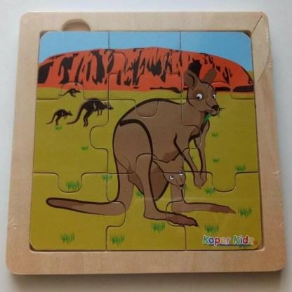 kangaroo and uluru puzzle