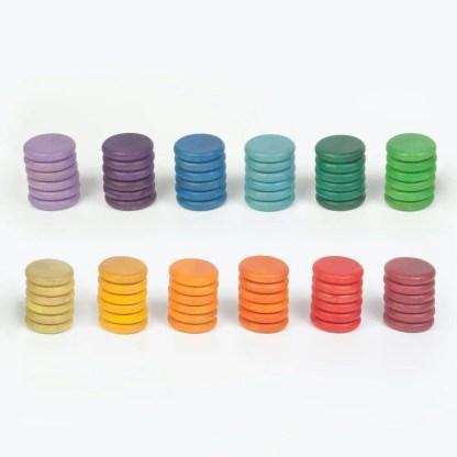 coins grapat 12 colours 36