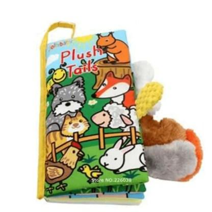 plush tails book