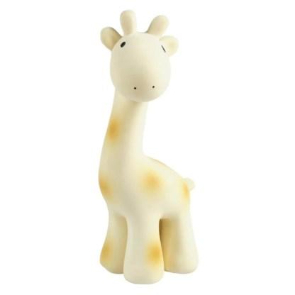 giraffe tikiri bath teether toy