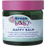 green baby nappy balm