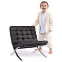 Kids Mini Mies Barcelona Chair
