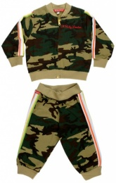 Olympic Camouflage Track-suit