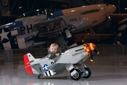 Pedal Planes Mustang