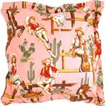 Cowgirl Pink Cushion