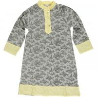 LE MARCHAND D'ETOILES Le Marchand D'Etoiles Yellow CENTAURE nightdress