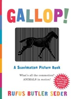 Gallop: A Scanimation Picture Book