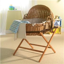 West Country Willow Crib