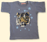 Dandy Star Tiger Star T-Shirt