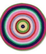 Aztec Circular Rug