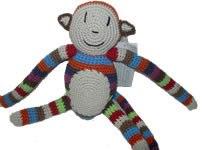 Anne-Claire Petit Wide Stripe Monkey