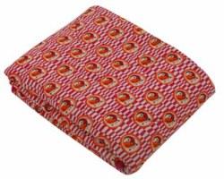 Katvig Fuchsia Chess Baby Blanket/Play Mat