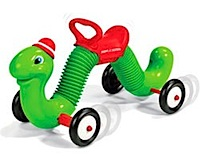 Radio Flyer Inchworm
