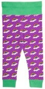 Brights and Stripes Rainbow leggings in Purple Brights and Stripes Rainbow leggings in Purple