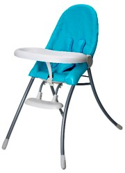nano bloom highchair blue