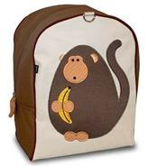 Dante Beatrix Monkey Little Kids Backpack Shark Little Kid Backpack