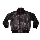 Black Leather Jacket by Gangstar £60