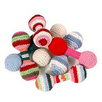 Anne-Claire Petit Baby Rattle