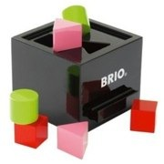 BRIO 30144 Wooden Toys: Shape Sorting Box