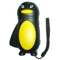 Penguin Hand-Squeeze Flashlight