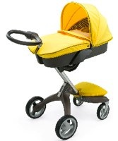 limited edition yellow stokke xplory
