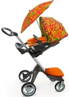 Forest Olive accessories kit stokke xplory