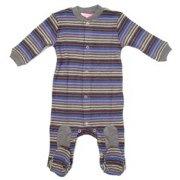 Multi Stripe All In One Pyjamas by WOWO
