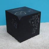 chalkboard stool