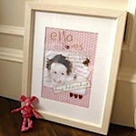ella loves handmade personalised pictures
