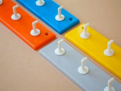 plastic office hooks from present and correct
