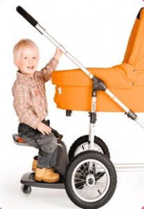 Kid-Sit Buggy Board