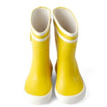 WELLIES - AIGLE yellow