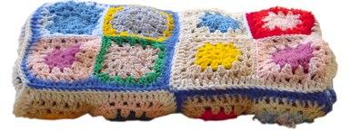 moozle crochet blanket