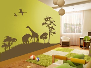 Trend Actedeco Wall Stickers