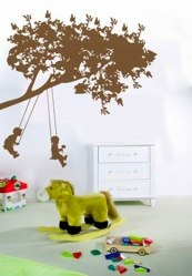 Children At Play Wall Sticker