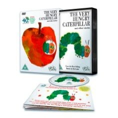 The Very Hungry Caterpillar 40th Anniversary DVD