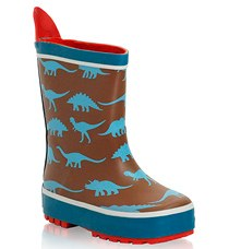 Toby Tiger Dinosaur Wellies