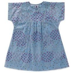 CHERRY DRESS - PETIT BATEAU