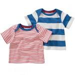 Striped Baby Tshirts