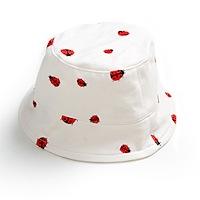 Ladybird Sun Hat by Urban Elk