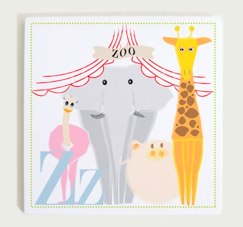 Z is for Zoo by Modernpop on Etsy