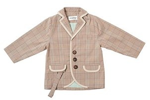 Funky Boys Suit Jacket by Jake and Maya